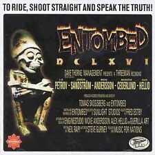 To Ride, Shoot Straight and Speak the Truth Entombed (CD, 1997, MFN) Death Metal