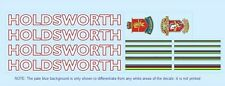 Holdsworth Bicycle Decals-Transfers-Stickers #5
