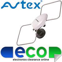 Avtex STH3000 12 or 24 Volt Digital Aerial for Caravans HGV Boats & Motorhomes