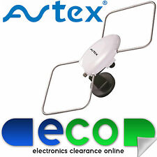 Avtex STH3000 12 or 24 Volt Digital Aerial for Caravans HGV Boats & Motorhomes