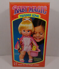 Vintage 1978 Mattel Baby Magic Doll Complete Brand New in the Box