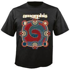 AMORPHIS - UNDER THE RED CLOUD  T-SHIRT GRÖßE/SIZE L NEU