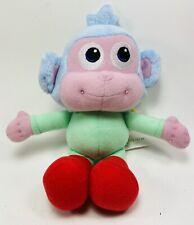 "Fisher Price DORA THE EXPLORER 8"" Stuffed Plush BABY BOOTS Monkey 2009"
