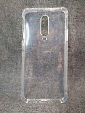 Ferilinso Clear Flexible TPU OnePlus 7 Pro Case
