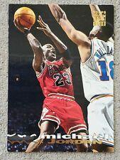 New listing MICHAEL JORDAN 1993-94 Topps Stadium Club Basketball Card #169 Chicago Bulls HOF