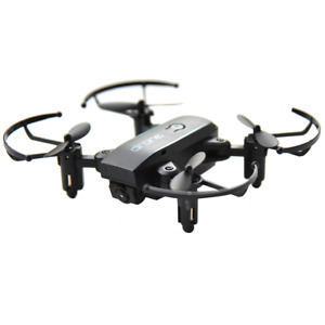 Foldable  Drone RC FPV Quadcopter with HD Camera Remote selfie Dron Helicopter