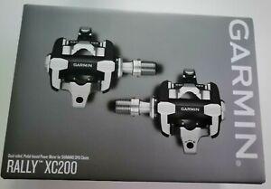 Garmin Rally XC200 Powermeter Pedale NEU/OVP