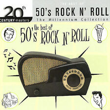 20th Century Masters: Best of 50s Rock N Roll by Various Artists (CD,...