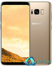 Neuf Samsung Galaxy S8 G950FD Dual SIM 64GB LTE Unlocked - Gold Or