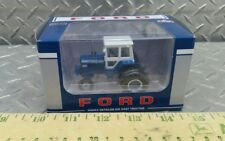 1/64 ERTL custom high detailed spec cast Ford 9600 tractor w/ cab duals farm toy