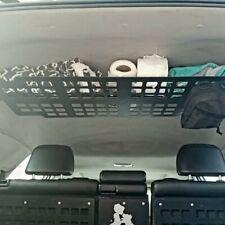 Toyota 4runner Cargo Attic Molle Rack