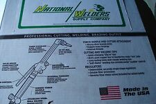 Smith Professional Oxy Acetylene Cutting Welding Brazing Outfit