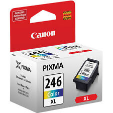 Genuine Canon CL246 XL high capacity color ink 246 fo PIXMA MG2920 MG2922 MG2924