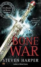 BONE WAR - HARPER, STEVEN - NEW PAPERBACK BOOK