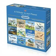 Gibson a Tribute to Our Finest - 1000pc Jigsaw Puzzle