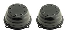 2 pcs Universal 5-1/4� & 6-1/2 Car Home Boat Marine Speaker Protector Baffle