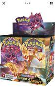 Darkness Ablaze Sword & Shield Booster Box Pokemon TCG English Sealed | 1 Box