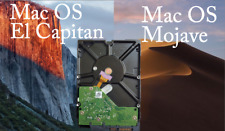 4TB Internal HARD DISK DRIVE Apple Mac Pro 3.1/4.1/5.1 Dual Boot Capitan/Mojave