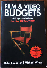 Film and Video Budgets -- Michael Wiese and Deke Simon