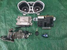 2010 FORD FIESTA 1.4 Benzina Lock Set Codice Motore SPJB-SPJC