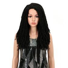 """22""""Inch Long Synthetic Crochet Braids Twist Jumbo Dread Faux Locs Wig"""
