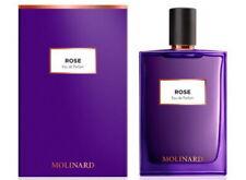 Molinard ROSE Eau de Parfum 75ml-totalmente Nuevo En Caja. Excelente Precio