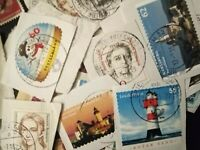 50 timbres Allemagne Deutsche Bundespost+ DDR collection Briefmarken Stamp