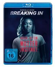 Breaking In James McTeigue Blu-ray Disc deutsch 2018