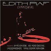 Édith Piaf - Immortal (2005) CD Brand New sealed
