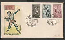 Kappysstamps 5922 Sidi - Africa Fdc Sports Competition