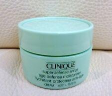 CLINIQUE Superdefense Age Defense Moisturizer Cream, SPF 25, 15ml, Brand NEW!!