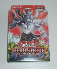 Yu-Gi-Oh - Structure Deck Hero Strike - NEU & OVP - Deutsch
