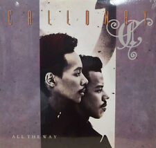 """Calloway 1989 """"All The Way"""" Album 12"""" Record Sealed 33 RPM Brand New Sealed"""