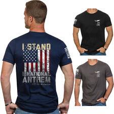 Nine Line Apparel I Stand Short Sleeve T-Shirt