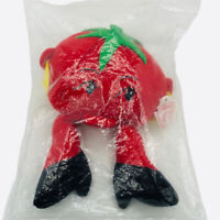 """Heinz Ketchup Lady Tomato Plush 6"""" New In Bag Employee Heinz Promotional Item"""