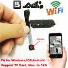 Hot!!! Spy Nanny Cam Wireless WiFi IP Pinhole DIY Camera Mini Micro Hidden DVR
