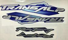 Adesivi Honda Transalp 20003 blu A - adesivi/adhesives/stickers/decal