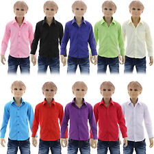 GILLSONZ A1 Kinder Party Hemd freizeit Hemd bügelleicht Gr.86-164
