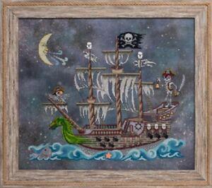Poltergeist Pirates - Glendon Place - New Chart