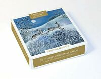 Museum & Galleries Charity Christmas Cards - Boxed Pack of 20 - Deep Midwinter