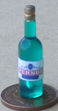 1:12 Scale Bottle Of Pernod Tumdee Dolls House Miniature Drink Pub Accessory
