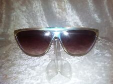 Vintage Courreges Crystal Chameleon Sunglasses Made in France (Extremely Rare)
