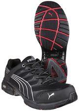 Puma Safety Men's Fuse Motion Black Composite Toe Cap Shoes 642587