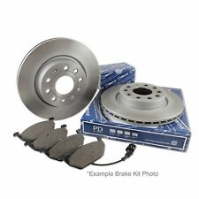 Rear Brake Kit 296mm Mercedes Vito W639 6394230112