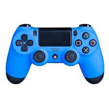 DualShock 4 Wireless Controller for PlayStation 4 - Soft Touch Blue PS4