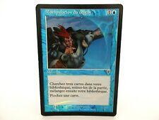Carte Magic The Gathering MTG Invasion 60/350 - Manipulation du destin - Foil VF