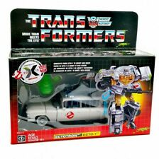 Transformers Ghostbusters Ectotron Ecto-1 in stock MISB new sealed