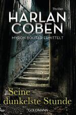 Seine dunkelste Stunde - Myron Bolitar von Harlan Coben (2018)