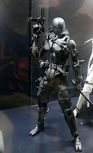 2016ACGHK BAIT GI Joe 1000Toys 1/6 Snake Eyes Sentinel Synthetic Human Exclusive