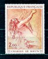 TIMBRES DE FRANCE  N°1742  CHARLES LE BRUN  NEUF SANS CHARNIERE